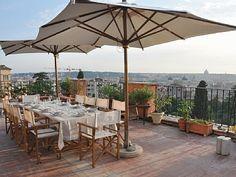 Terrasse Rome