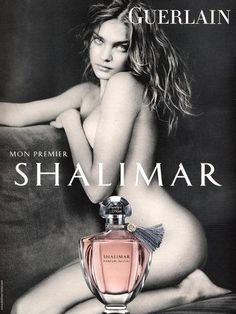 Guerlain - Guerlain Shalimar Parfum Initial Fragrance Contract 2011 (S/S 11 and F/W 11)