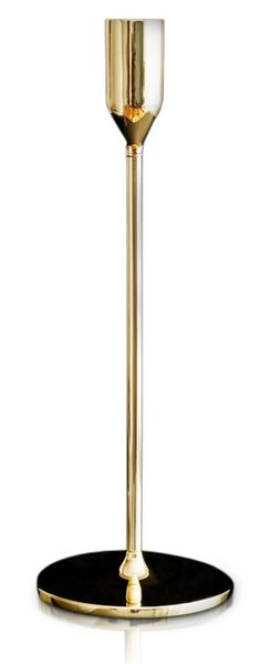 Skultuna candlestick in gold brass Mikasa, Candlesticks, Incense, Rum, Candle Holders, Brass, Interior Design, Metal, Confident