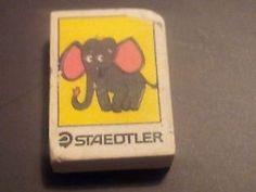 staedtler eraser / rubber