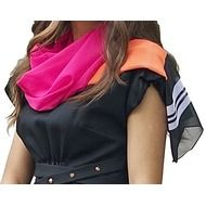 Candy Stripe Scarf Life style thumbnail