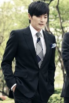 "Jang Dong Gun in ""A Gentleman's Dignity"" series"