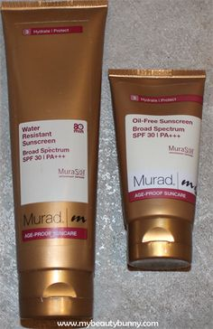 MuraSol by Murad Ive been looking for a cruelty-free sunscreen!