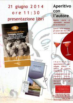 Incontri con gli autori in Villa Brivio