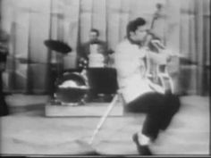 Elvis Presley -  Hound Dog  (Live)  oh my, my... lucky girls that got to see him in those days!