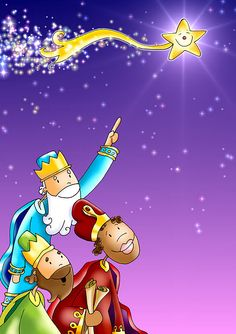 RECURSOS PARA CATEQUESIS: La Epifania del Niño Jesús a los Reye Magos-6 de Enero