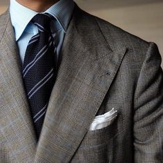 Lapels and high collars