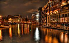 Venedik'te gece..