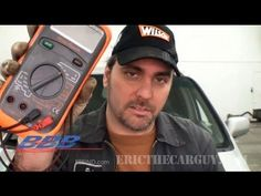 cool How To Perform a Parasitic Draw Test - EricTheCarGuy Truck Repair, Engine Repair, Electrical Troubleshooting, Classic Car Restoration, Electric Van, Electric Vehicle, Auto Test, Auto Maintenance, Corvette C3