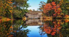 Vermont Covered Bridge (Massachusetts) by Dirk Seifert on 500px