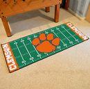 NCAA - Clemson Tigers Football Field Runner 30x72 (FM-7537)