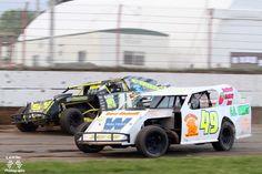 Wisconsin Events: DCSA Sunday Night Racing #DCSA #DirtTrackRacing #GrandNationals #Modifieds