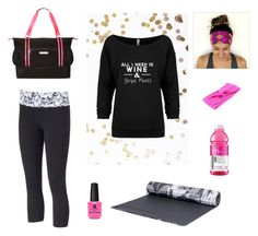 """""""#yogaBaby"""" by oneblonde on Polyvore featuring SO, No Ka'Oi and Red Carpet Manicure Red Carpet Manicure, Blonde Fashion, Baby Yoga, Blondes, Yoga Pants, Fashion Looks, Shoe Bag, Polyvore, Stuff To Buy"""