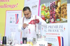 Budding #Chefs and Mixologists Create Magic with U.S. Premium Agricultural Products at #FoodHospitalityWorld, Bengaluru