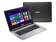 Ultrabook Asus Ultrafino S46CB Intel Core i7 6GB - 1TB 24GB SSD Windows 8 LED 14 Placa de Vídeo 2GB