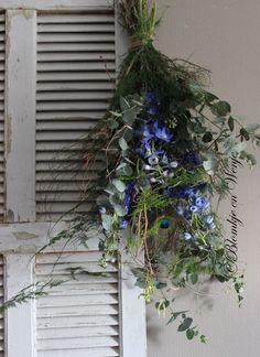 toef festoen guirlande ghirlande fiori