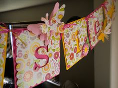 Cricut Banners Kate's ABC's