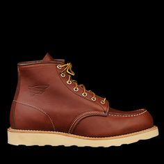 UNIONMADE - Red Wing - 6 Inch Moc Toe in Copper Worksmith 9106