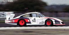 Porsche 935  ( 6heures de Silverstone 1978 )