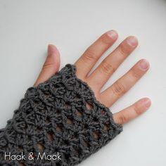 112 Beste Afbeeldingen Van Gehaakte Polswarmers Crochet Gloves