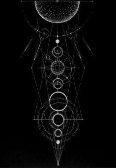44 ideas tattoo geometric design sacred geometry fibonacci spiral - New Ideas Mandala Tattoo Design, Geometric Tattoo Design, Geometric Circle, Geometric Lines, Geometric Symbols, Geometric Triangle Tattoo, Geometric Mandala, Geometric Designs, Trendy Tattoos
