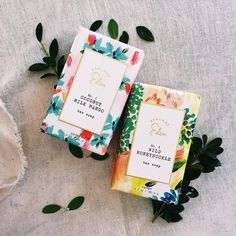 Spring's Eden Soap Bar #Anthropologie #MyAnthroPhoto