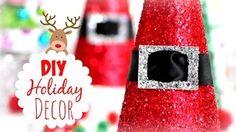 christmas decorations diy - YouTube