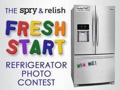 Our friends at Spry Living and Relish have teamed up to give one lucky reader a brand-new refrigerator.