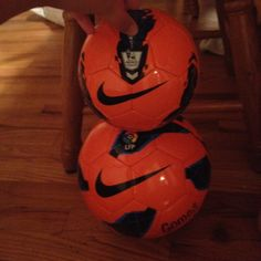 Awesome soccer balls