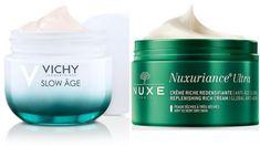 Οι 10 πιο αποτελεσματικές κρέμες ημέρας για γυναίκες 45+ | ediva.gr News Fashion, Blush, Dry Skin, Shampoo, Personal Care, Plumage, Cream, Beauty, Shopping