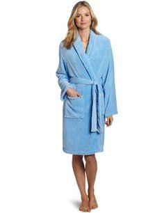 310c954d68 Seven Apparel Hotel Spa Collection Herringbone Textured Plush Robe