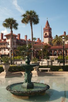 My college!!! Flagler College in Saint Augustine, Florida