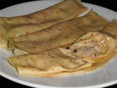 Crepes de atum ♥ Mimos de Mãe ♥: Receitas de Culinária