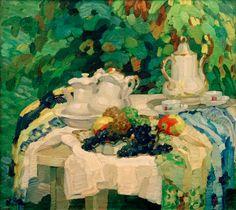 Leo Putz, Südtiroler Maler (1869-1940)