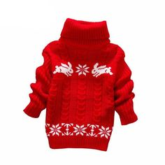 Now available on our store Long Sleeve Winte... , check it out here - http://magictots.com/products/long-sleeve-winter-sweaters?utm_campaign=social_autopilot&utm_source=pin&utm_medium=pin - Limited Stock!