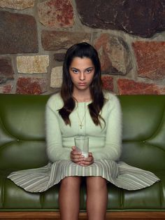 Erwin Olaf | The Family Visit, The Niece (2018) | Available for Sale | Artsy
