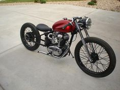 Bobber Inspiration | Ducati bobber | Bobbers and Custom Motorcycles