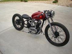 Bobber Inspiration | Ducati bobber | Bobbers and Custom Motorcycles