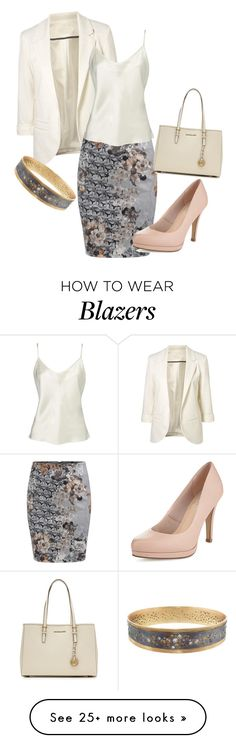 """Untitled #714"" by twilsm on Polyvore featuring WithChic and MICHAEL Michael Kors"