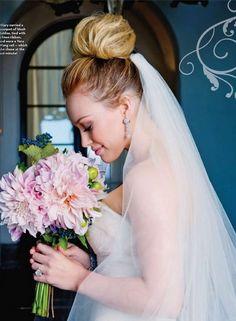 Long Wedding Hairstyles for Women | weitergepinnt von www.berlinfotografin.de .. #Wedding #Hochzeit #Berlin  | Follow me on www.facebook.com/pages/Berlin-Fotografin/304964096211572