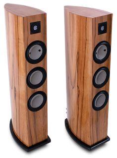 Artos Audio Sunrise Loudspeakers Audiophile Speakers, Hifi Audio, Stereo Speakers, High End Speakers, High End Audio, Equipment For Sale, Audio Equipment, Speaker Box Design, Audio Room