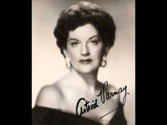 Ibolyka Astrid Maria Varnay 25 April 1918 4 September 2006 was a Swedishborn American dramatic soprano of Hungarian descent She spent most of her career Richard Strauss, Mezzo Soprano, Retro Photography, Idole, Famous Singers, Opera Singers, Beautiful Voice, Female Singers, Classical Music