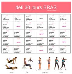 Muscler ses bras ~ Motivation Plus