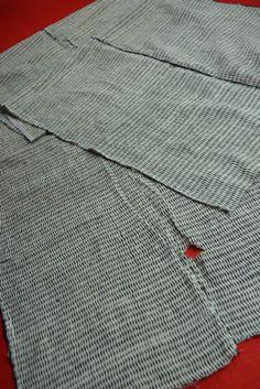 WL94-230Vintage-Japanese-Fabric-Cotton-Momen-Antique-Boro-Sumizome-KATAZOME-103