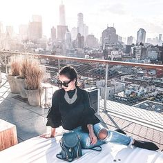 Public hotels rooftop nyc   instagrammable places in nyc   rooftops nyc  What a week! Que semana! O que vou fazer da minha vida sem a @kzacche aqui!?