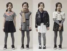 What is the cut off age for wearing striped tights??  So cute!