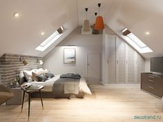 шкаф на мансарде Conference Room, Bed, Interior, Table, Furniture, Home Decor, Stream Bed, Indoor, Meeting Rooms
