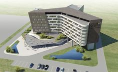 FourPoints Sheraton в Краснодаре | Архитектурная мастерская Атриум