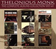 The Complete Albums Collection: 1957-1961 [CD]
