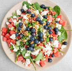 Salad Menu, Salad Dishes, Roasted Meat, Roasted Vegetables, Crab Stuffed Avocado, Waldorf Salat, Light Summer Dinners, Cottage Cheese Salad, Creamy Salad Dressing